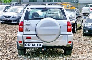 Toyota RAV 4 - 4x4 - 2.0 dieselvanzare in RATE FIXE cu avans 0%.  - imagine 5
