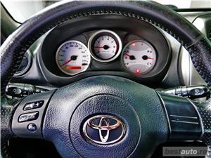 Toyota RAV 4 - 4x4 - 2.0 dieselvanzare in RATE FIXE cu avans 0%.  - imagine 17
