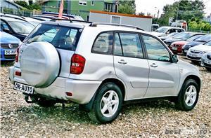 Toyota RAV 4 - 4x4 - 2.0 dieselvanzare in RATE FIXE cu avans 0%.  - imagine 6