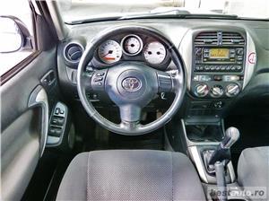 Toyota RAV 4 - 4x4 - 2.0 dieselvanzare in RATE FIXE cu avans 0%.  - imagine 9