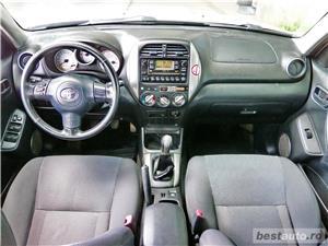 Toyota RAV 4 - 4x4 - 2.0 dieselvanzare in RATE FIXE cu avans 0%.  - imagine 16