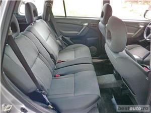 Toyota RAV 4 - 4x4 - 2.0 dieselvanzare in RATE FIXE cu avans 0%.  - imagine 13