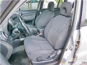 Toyota RAV 4 - 4x4 - 2.0 dieselvanzare in RATE FIXE cu avans 0%.  - imagine 11