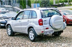 Toyota RAV 4 - 4x4 - 2.0 dieselvanzare in RATE FIXE cu avans 0%.  - imagine 4