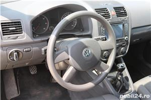 VW Golf 5 V 1.9TDI Volanta + Kit ambreiaj Nou Navigatie DVD Rate Credit Leasing - imagine 6