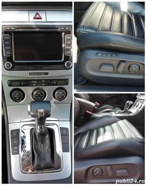 VW Passat - Highline - Full-Euro 5- 2010 - imagine 8