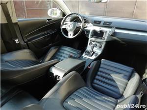 VW Passat - Highline - Full-Euro 5- 2010 - imagine 4
