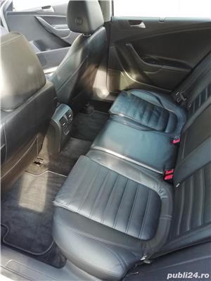 VW Passat - Highline - Full-Euro 5- 2010 - imagine 6