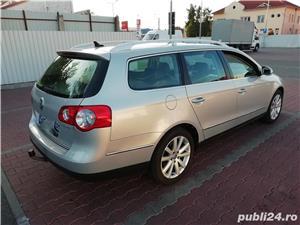 VW Passat - Highline - Full-Euro 5- 2010 - imagine 5