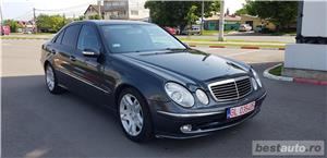 Mercedes E-270.VAND-SCHIMB/ Avantgarde,AUTOMATA,senzori,177 CP,FULL,mag. 6 CD-uri,VOPSEA ORIGINAL - imagine 7