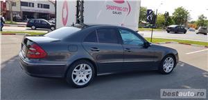 Mercedes E-270.VAND-SCHIMB/ Avantgarde,AUTOMATA,senzori,177 CP,FULL,mag. 6 CD-uri,VOPSEA ORIGINAL - imagine 5
