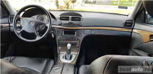 Mercedes E-270.VAND-SCHIMB/ Avantgarde,AUTOMATA,senzori,177 CP,FULL,mag. 6 CD-uri,VOPSEA ORIGINAL - imagine 12
