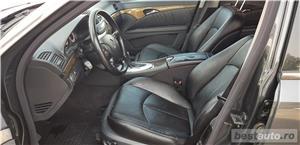 Mercedes E-270.VAND-SCHIMB/ Avantgarde,AUTOMATA,senzori,177 CP,FULL,mag. 6 CD-uri,VOPSEA ORIGINAL - imagine 15