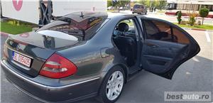 Mercedes E-270.VAND-SCHIMB/ Avantgarde,AUTOMATA,senzori,177 CP,FULL,mag. 6 CD-uri,VOPSEA ORIGINAL - imagine 14