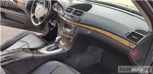 Mercedes E-270.VAND-SCHIMB/ Avantgarde,AUTOMATA,senzori,177 CP,FULL,mag. 6 CD-uri,VOPSEA ORIGINAL - imagine 11