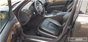 Mercedes E-270.VAND-SCHIMB/ Avantgarde,AUTOMATA,senzori,177 CP,FULL,mag. 6 CD-uri,VOPSEA ORIGINAL - imagine 10