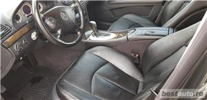 Mercedes E-270.VAND-SCHIMB/ Avantgarde,AUTOMATA,senzori,177 CP,FULL,mag. 6 CD-uri,VOPSEA ORIGINAL - imagine 17