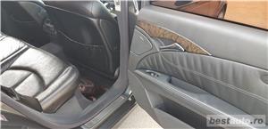 Mercedes E-270.VAND-SCHIMB/ Avantgarde,AUTOMATA,senzori,177 CP,FULL,mag. 6 CD-uri,VOPSEA ORIGINAL - imagine 16