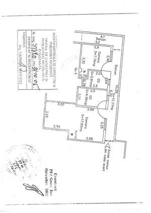 Vand apartament doua camere Mangalia - imagine 6