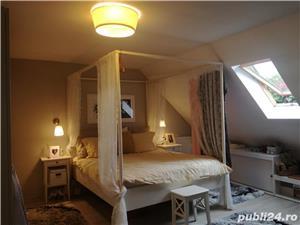 Vanzare 2 cam. tip duplex Brancoveanu-Lamotesti mobilat lux-mansarda - imagine 2