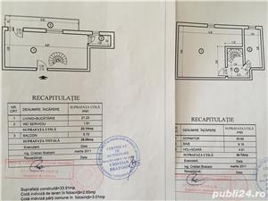 2 camere duplex Brancoveanu-Lamotesti mobilat lux-mansarda - imagine 9