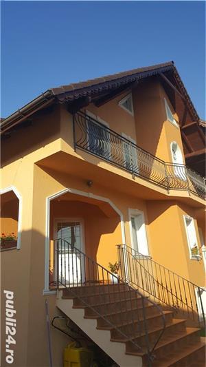 Inchiriez Casa D+P+M 460mp cu teren 1750mp zona Freidorf langa Shopping City - imagine 2