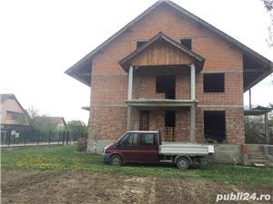 Casa rosu de vanzare strada Vasile Lucaciu - imagine 3