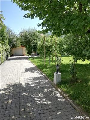 Vila de arhitect, pe malul lacului, intre doua paduri, 10 km de Bucuresti - imagine 6