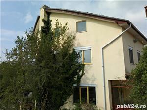 Urgent, scadere pret, vila de arhitect, pe malul lacului, intre doua paduri, 10 km de Bucuresti - imagine 5