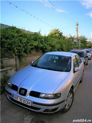 Seat toledo 1.9 TDI, 110 HP, 2003, istoric service - imagine 1