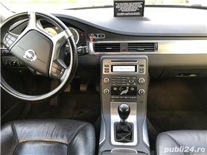 Volvo V 70 1.6 D , Piele , Navi 2011 - imagine 7
