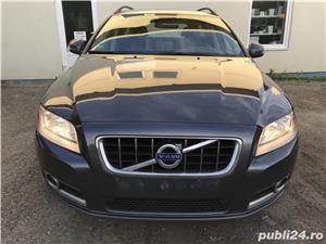 Volvo V 70 1.6 D , Piele , Navi 2011 - imagine 12