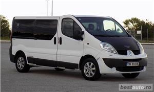 Renault Trafic AnLocuri  - imagine 2