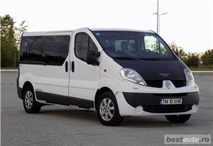 Renault Trafic AnLocuri  - imagine 10