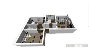 Calea Timișoarei, apartament 3 camere, 72 mp-77.000 euro. - imagine 2