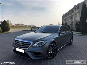 "Merceses-Benz S / 3.0 CDi 340 CP / Trapa Panoramica / 4 Matic / Distronic Plus / ""AMG"" - imagine 13"