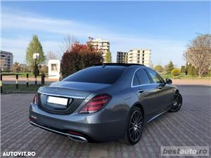 "Merceses-Benz S / 3.0 CDi 340 CP / Trapa Panoramica / 4 Matic / Distronic Plus / ""AMG"" - imagine 15"