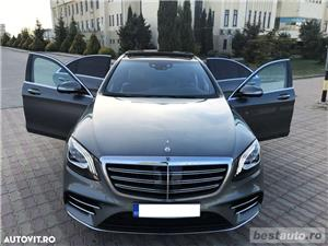 "Merceses-Benz S / 3.0 CDi 340 CP / Trapa Panoramica / 4 Matic / Distronic Plus / ""AMG"" - imagine 1"