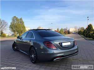 "Merceses-Benz S / 3.0 CDi 340 CP / Trapa Panoramica / 4 Matic / Distronic Plus / ""AMG"" - imagine 19"