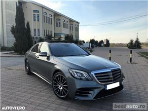"Merceses-Benz S / 3.0 CDi 340 CP / Trapa Panoramica / 4 Matic / Distronic Plus / ""AMG"" - imagine 17"
