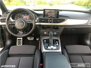 Audi A6 S-Line / 2.0 TDi 190 CP / Faruri Full Led / DayLight Neon / Navigatie Mare 3D.  - imagine 2