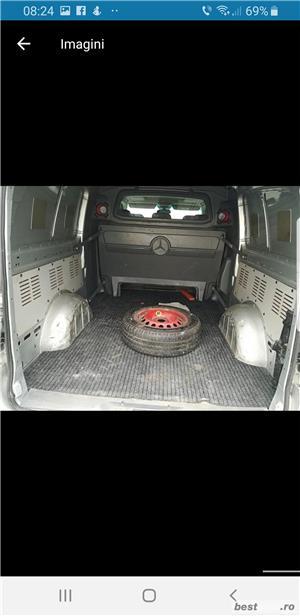 Mercedes-benz Vito+remorcă de 350kg - imagine 4