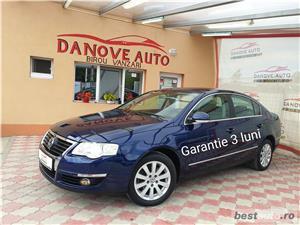 Vw Passat,GARANTIE 3 LUNI,AVANS 0,RATE FIXE,motor 2000 TDI,140 Cp,Climatronic - imagine 1