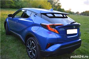 Toyota C-HR Hybrid 122 CP Navi+Cam+LED - imagine 24