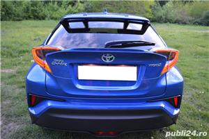 Toyota C-HR Hybrid 122 CP Navi+Cam+LED - imagine 11
