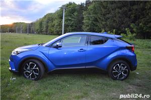 Toyota C-HR Hybrid 122 CP Navi+Cam+LED - imagine 32