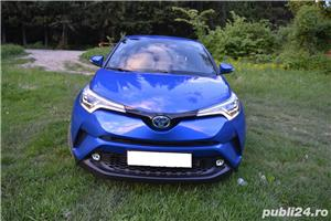 Toyota C-HR Hybrid 122 CP Navi+Cam+LED - imagine 8
