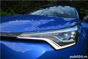 Toyota C-HR Hybrid 122 CP Navi+Cam+LED - imagine 6