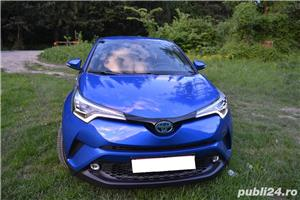 Toyota C-HR Hybrid 122 CP Navi+Cam+LED - imagine 34