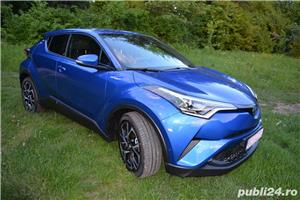 Toyota C-HR Hybrid 122 CP Navi+Cam+LED - imagine 21